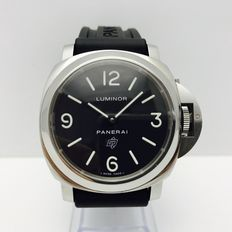 Panerai Luminor Base Logo – Gentlemen's watch, with box and documentation – Year 2010
