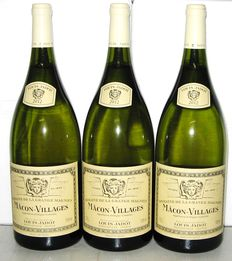 2012 Louis Jadot Macon-Villages Grange Magnien, Burgundy – 3 Magnums (1.5 L)