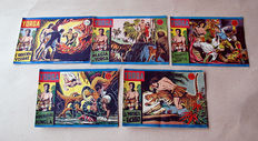 Yorga  – a complete collection of original issues 1/41 - (1949/50)