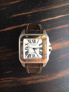 Cartier Santos 100 Ref. 2878 - men's watch