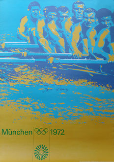 Aicher Joksch - Olympic Games Munich - 1972