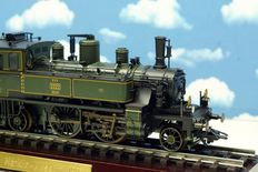 Märklin H0 - 37135 - Tender locomotive Reihe D XII of the K.Bay.St.B