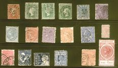 Oceanian state 1854/1980 - Selection on Stock Cards