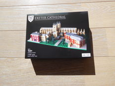 LEGO Certified Professional - Exeter Cathedral - Large Model, 1197 pcs. - Number 388 of 500