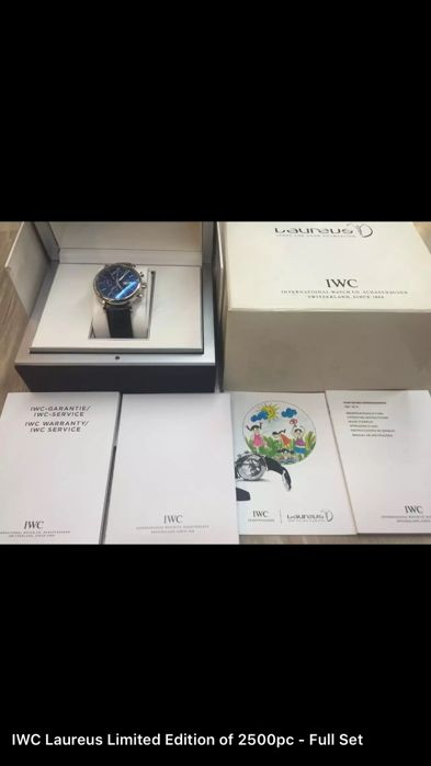 IWC — portofino chrono full sets — iw391019 — 男士 — 2011至今