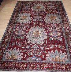 Persian carpet Khorasan/Iran – 1950-1970 – kork on cotton – 240 x 145 cm