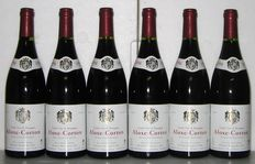 1998 Aloxe-Corton Domaine Bernard Dubois – Lot of six bottles
