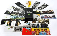 The Beatles: Black Box Set - 'The Original Studio Recordings' (Stereo) 16 CD Box Set/ 1 DVD - A great gift for a huge Beatles fan! in Mint Condition