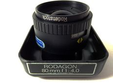 RODENSTOCK RODAGON 80mm f/4 Enlarger lens