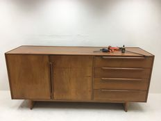 Designer unknown - modernist designed dresser.