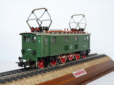 Primex H0 - 3192 - Electrical locomotive BR 132 of DB