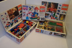 Universal Building Set - 10 + 20 + 30 - Basic Set