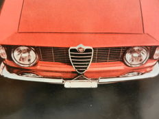 Alfa Romeo archive from 1909,  plus 38 x brochures, plus road tests, adverts, magazines - making a total of 6.5 kilos.