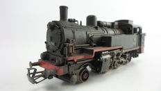 Märklin H0 - 3095 – Tender locomotive BR 74 of the DB, weathered