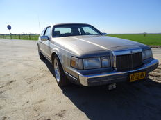 Lincoln - Continental Mark VII LSC - 1984
