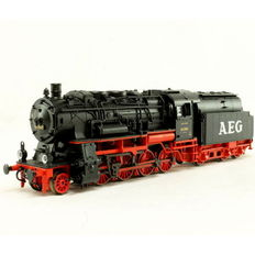 Gutzold H0 - 29103 - Steam locomotive BR56 with Tender 'AEG' coal supply system of the DRG