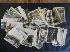 Postcards Hilversum more than 110 x. From 1900 onward