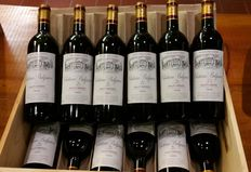 1996 Chateau Belgrave, Haut-Medoc Grand Cru Classé - 12 bottles (750ml) in OWC