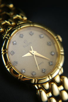 ENGIN  - Elegant Swiss women's watch