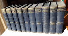 John A. Hammerton [Editor] - The Masterpiece Library of Short Stories - 10 volumes - 1923