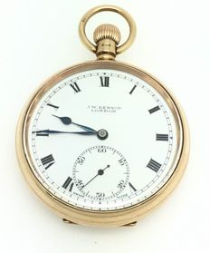 J. W. Pocket watch BENSON