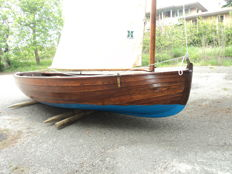 Sailing boat Dinghy - 1960s