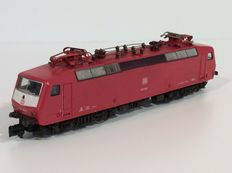 Fleischmann N - 7351 - Electric locomotive BR 120.1 of the DB
