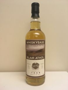 Blair Athol 1998 - 2016 - Whiskybase - 80.000 bottles on the wall