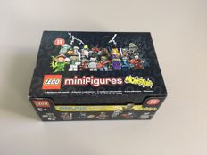 Collectible Mini figures - 71010 - Mini figures Series 14 - Complete box of 60 bags