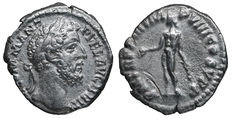 Roman Empire - Commodus - Denarius - 187-188 AD