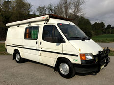 Ford - Transit 2,5 D.C 453 camping-car - 1988.