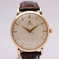 Omega Automatic Gold Dress Vintage Dress Watch - Gent's Watch - 1960's