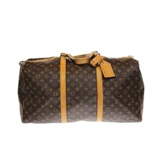 Louis Vuitton – Monogram Sac Souplè 55 Vintage – Travel bag