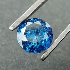Fancy Blue Diamond - 2.00 ct
