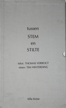 Tim Hinterding - Tussen stem en stilte