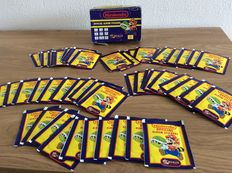 50 Sealed boosterpack from 1992 nintendo official album stickers incl box
