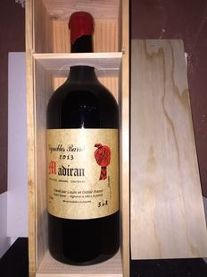2013 Barré vineyards, Madiran – Double Magnum 3L