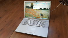 Apple Macbook PRO G4 - 15''inch, 2.16Ghz INTEL Dual Core, 2GB Ram, 160 GB HD incl. Charger