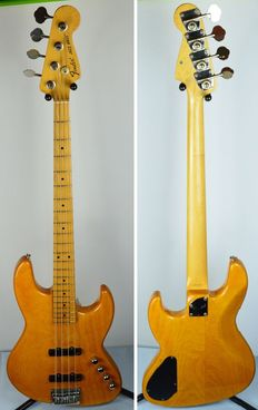 Fender jazz bass JBR-80M rare ash 1988 Japan