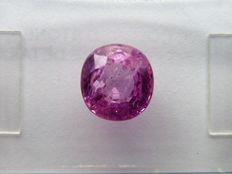 Pink sapphire – 2.07 ct
