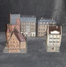Kibri/Faller/Vollmer H0 – Various larger city buildings