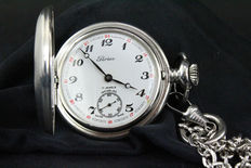Perseo - Swiss National Railways, Unitas, 6497, pocket watch
