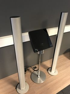 Bang & Olufsen set BeoSound 4 sound system with BeoLab 6000 speakers