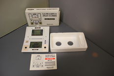 Nintendo Game & Watch Oil Panic OP-51 boxed