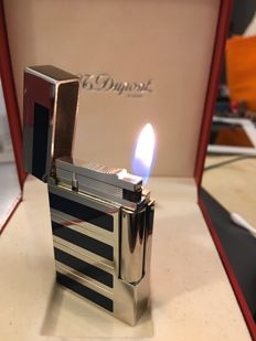 Lighter ST. Dupont Midnight Blue 016792