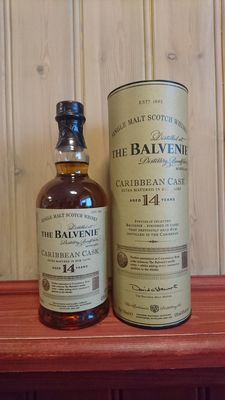The Balvenie Caribbean Cask 14 Years Old