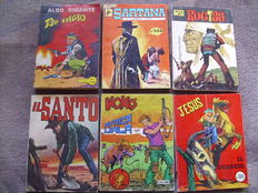 # 6 rare western comic books of the 1970s