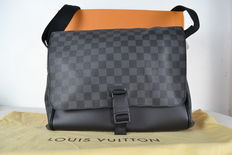 Louis Vuitton -  Skyline Damier Graphite - Borsa Tracolla / Messenger