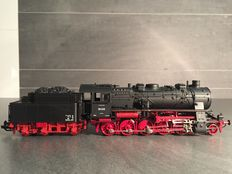 Roco H0 - 43203 - Steam locomotive with tender BR58 of the DRG