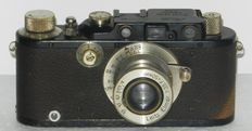 Old screw Leica III for your collection